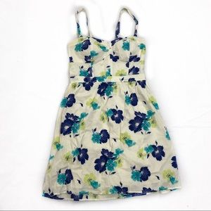 American Eagle floral sundress - small